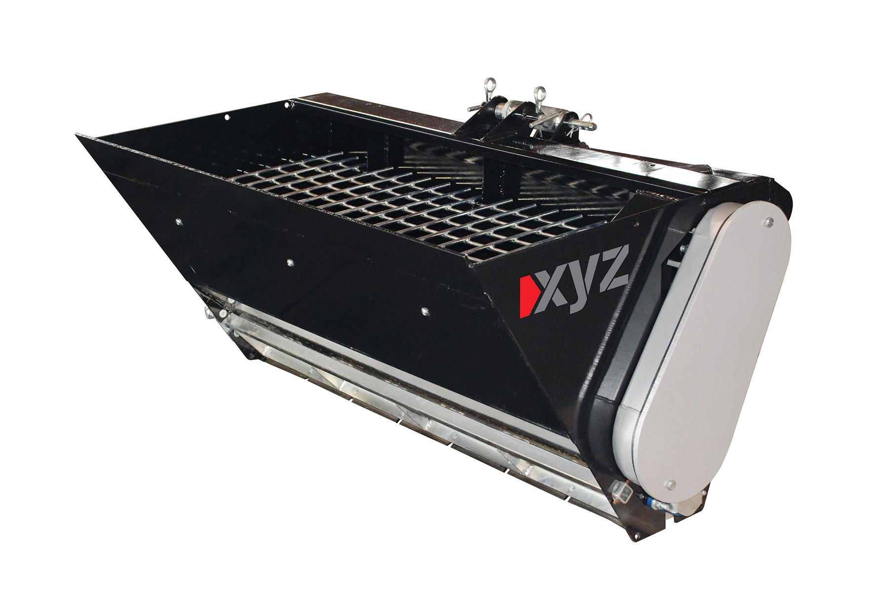 Sandspreder Compact (mindre maskiner) Image