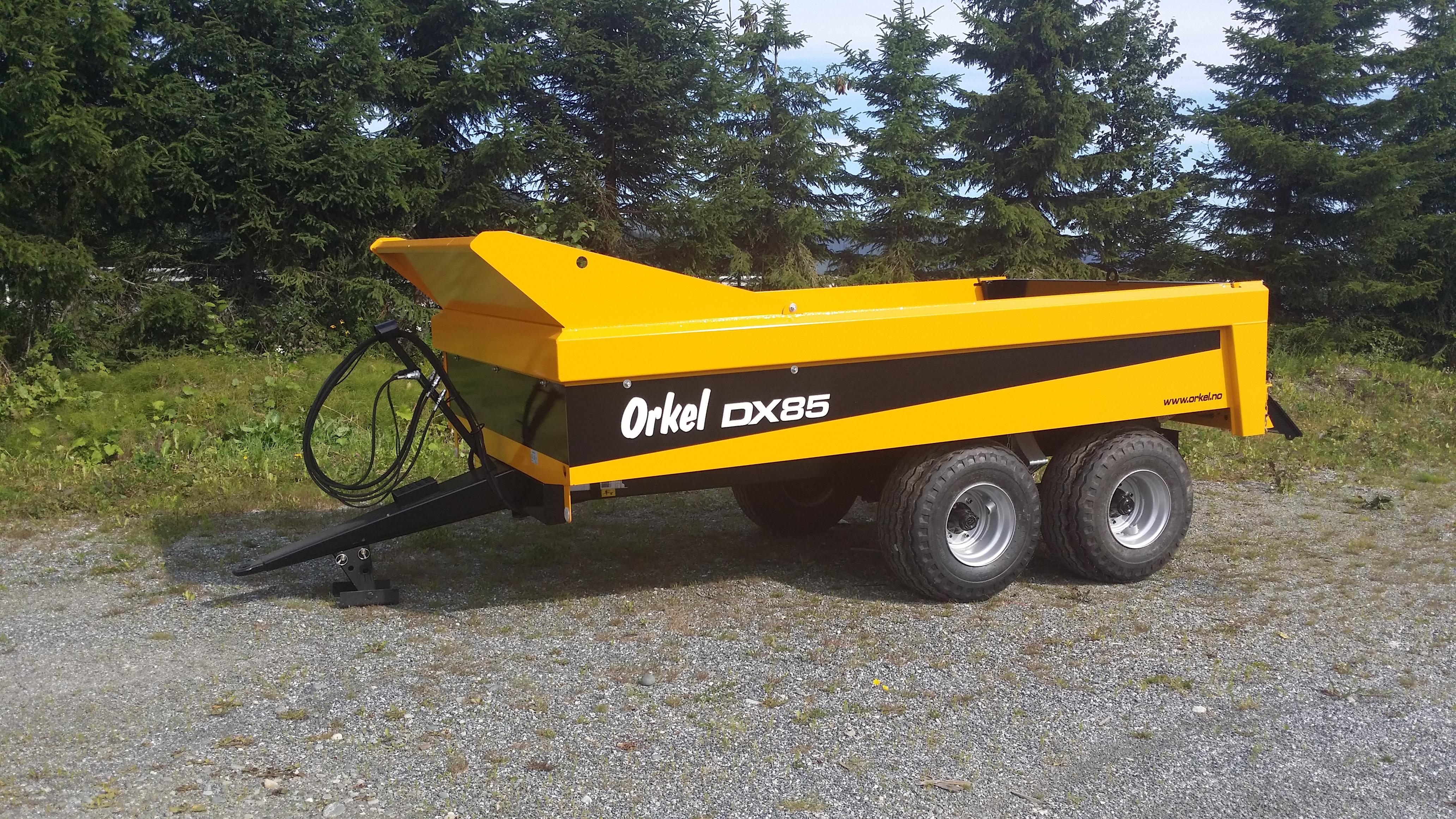 Orkel - DX 85 Image